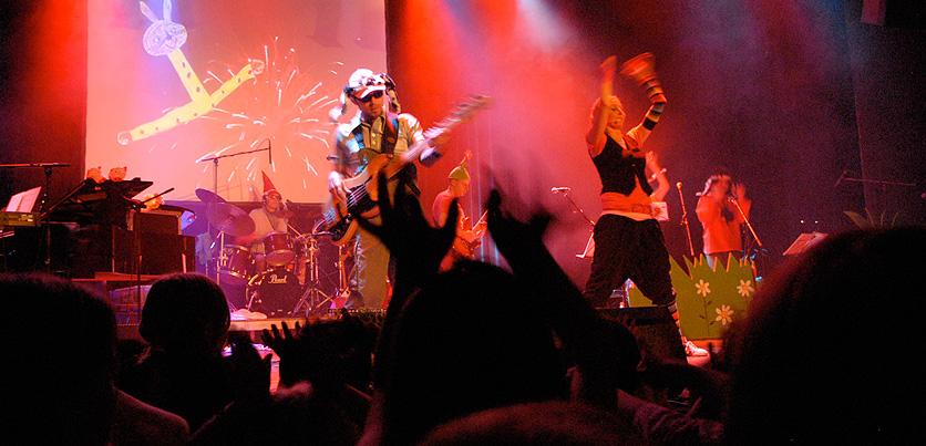 Foto Band Superhaasen
